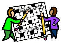 Make a crossword puzzle for your spouse..using info pertaining just to you two!. Great stocking stuffer too.. or just leave it somewhere they can find easily..w/a favorite snack...:)
