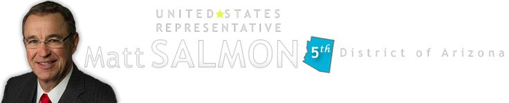 Reps. Salmon and DeSantis Introduce Constitutional Amendment to Hold Washington Accountable
