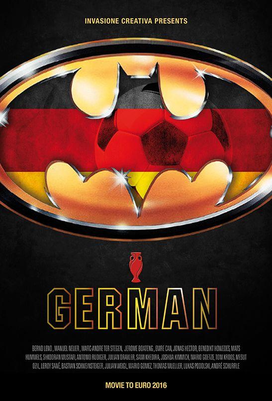 Mov(i)e to Euro 2016 German