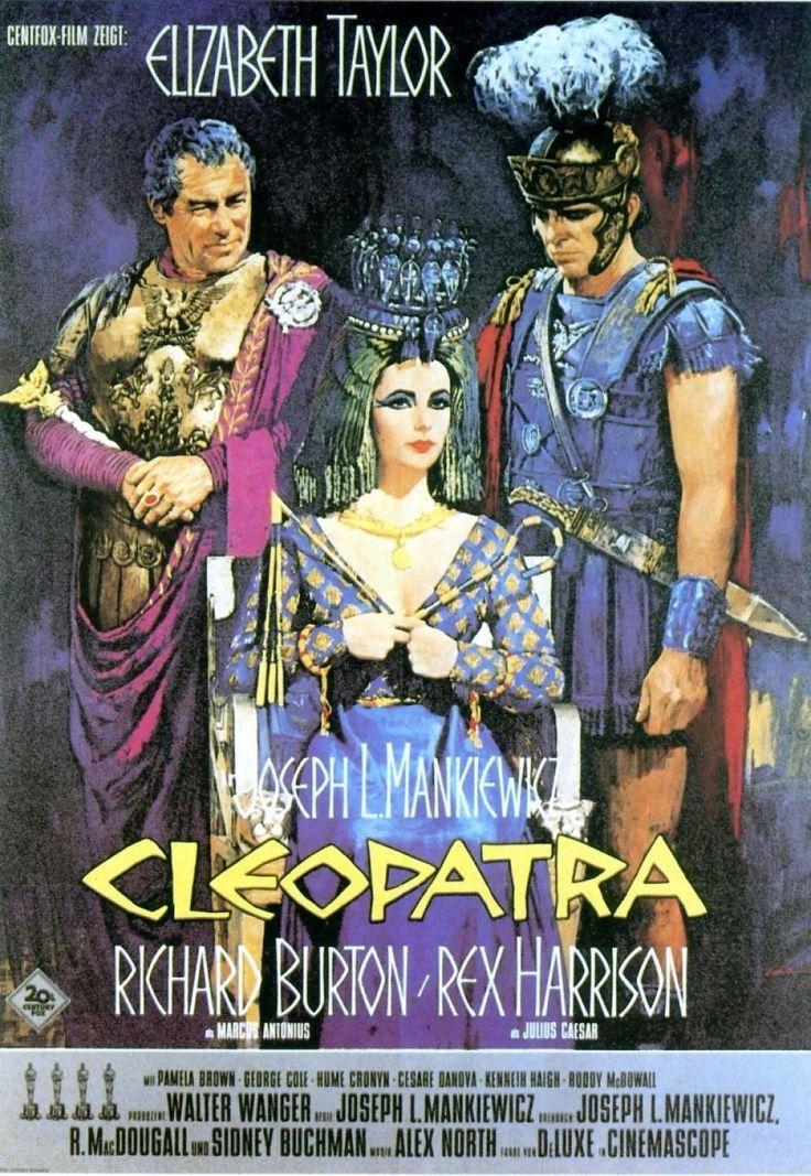 Cleopatra (1963) / Director: Joseph L. Mankiewicz