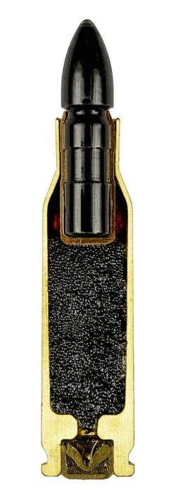 As mais incriveis balas de armas de fogo que você puder imaginar. Projéteis de surtar seu cabeção vistas por dentro!
