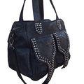 Jacinta Lepoutre Marrekesh Bag in cracked black leather 2.jpg http://www.jacintalepoutre.com/product/black-marrakesh-studded-handbag