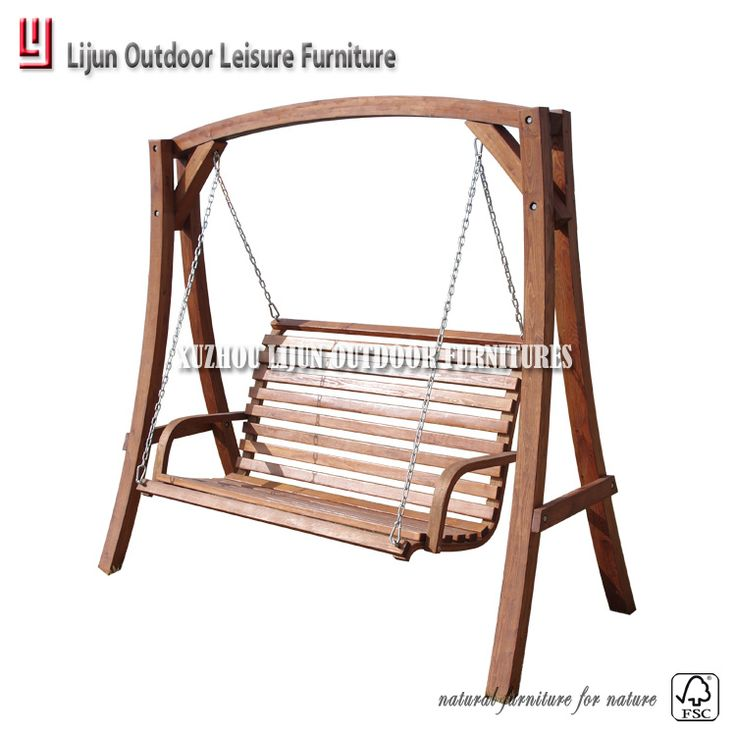 Swing chair stand plans woodworking projects plans for Building a swing stand