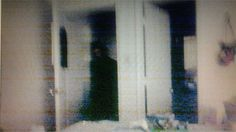 Real Ghost Pictures: He's With Us Everywhere We Go: In the doorway