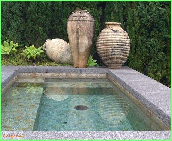 50+ Modernes Dekor – Pools und Whirlpools zu Hause, wenn Sie wenig Platz haben – ELLE #dieau…