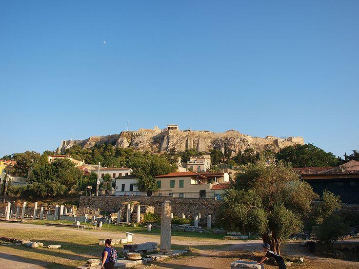 Acropolis, Athens 2014