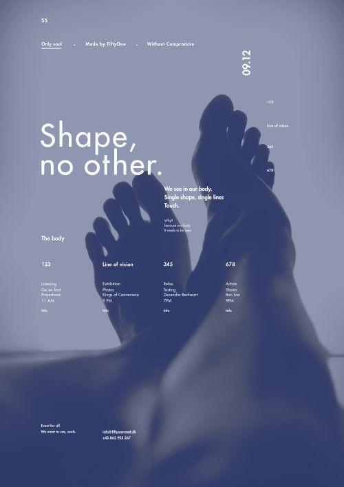 www.behance.net/gallery/29414155/Shape-no-other