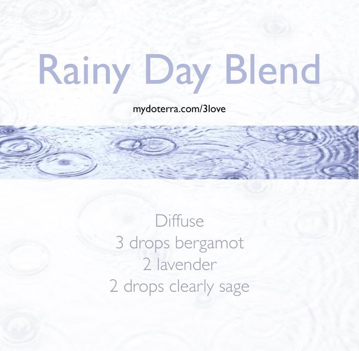 we love diffusing this blend on a rainy day... mydoterra.com/3love