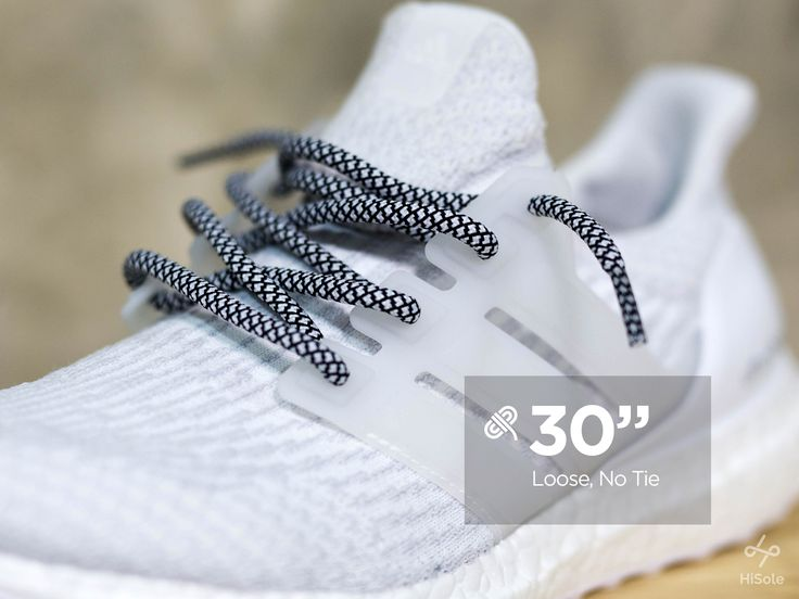 """A closer look at the 30"""" laces . . Tips for boosting your Ultraboost #shoes #sneakers #adidas #ultraboost #laceswap #fashion // See more on our page : www.facebook.com/hisolethailand"""