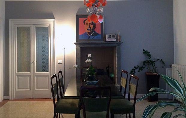 Ristrutturare una casa d'epoca e... scoprire i soffitti affrescati!