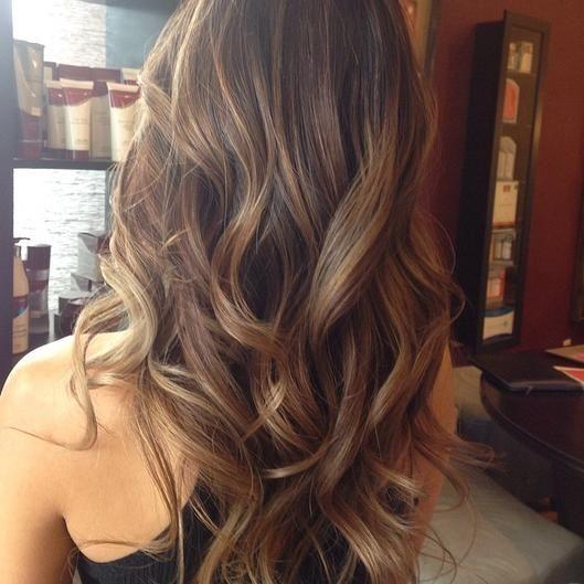 Balayage Highlights Hair Inspiration | Beauty High