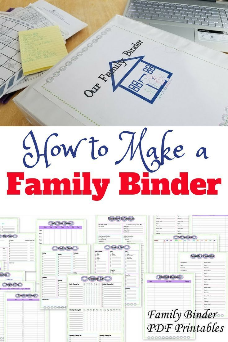 photo about Home Organization Printables titled Family Small business Printables - Comprehensive Relatives and Property
