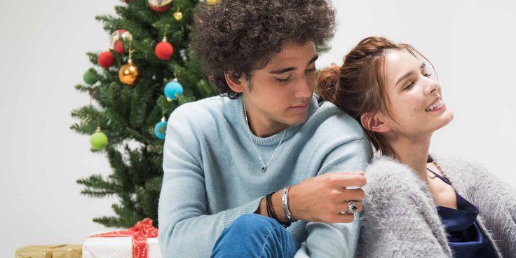 クリスマスには、彼にジュエリーを贈ろう!#クリスマス #デート #プレゼント #ジュエリー #カップル