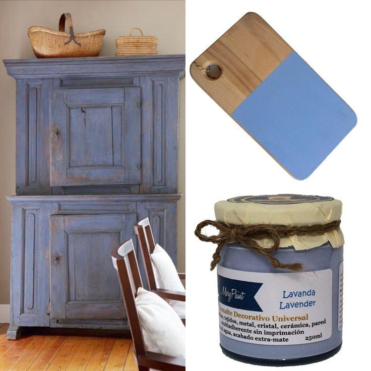 Catálogo Mary paint colour Lavender
