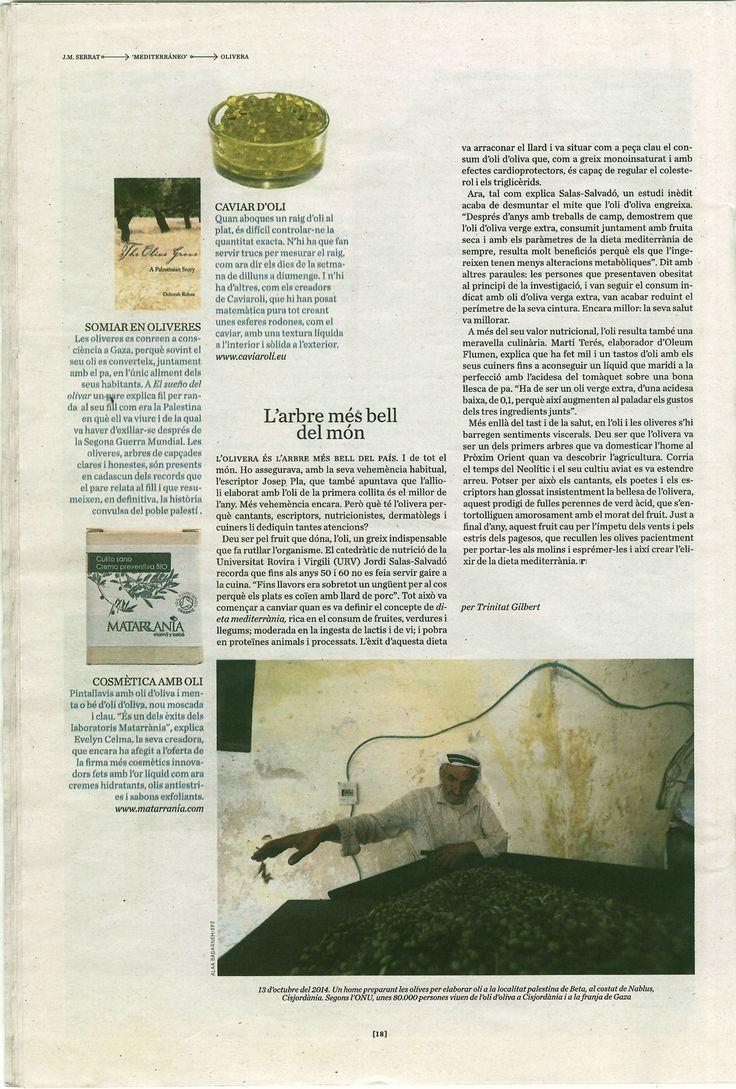 Suplement diari ARA (16/11/2014)