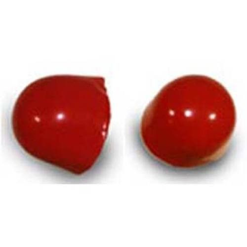 """ProKnows Clown Nose Tips - Style T-7 (Gloss Red) -7/8"""""""