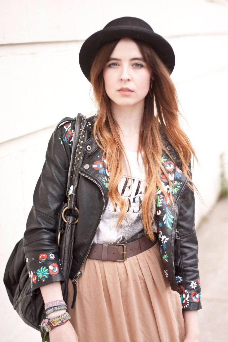 International Street Style Glasgow Rocks Out