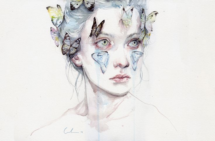 love and sacrifice by agnes-cecile.deviantart.com on @deviantART