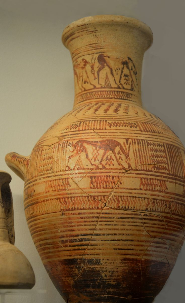 Archaeological Museum of Laurion: Horses, fish and deer ...