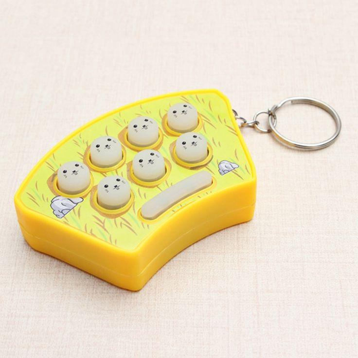 Hot Sprzedaż Śliczne Mini Whack-A Mole Atak Gry Rozrywki Gra Muzyka Elektroniczna Plastikowe Zabawki Dla Dzieci Gry
