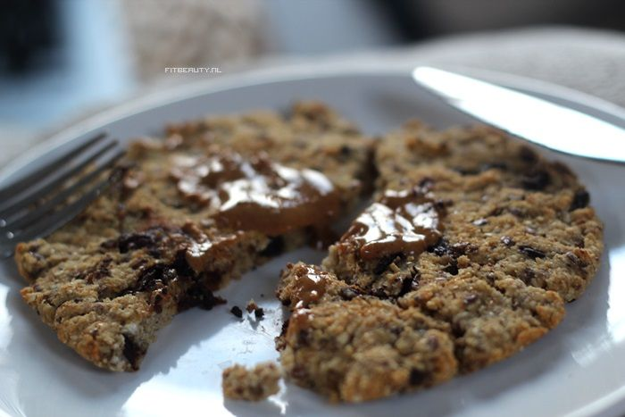 Recept: Havermout Ontbijt Cookie