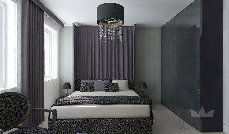 Ložnice v bytě 3+kk | Indefa.cz
