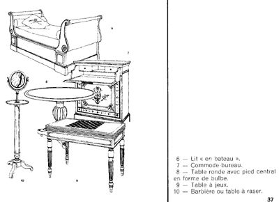 Meubles styles commodes style restauration cours pinterest for Histoire du meuble