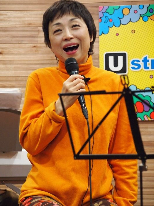 Kumiko(2012.02.13)  https://www.facebook.com/ustrip.tv  http://www.ustream.tv/channel/u-strip  #ustrip12