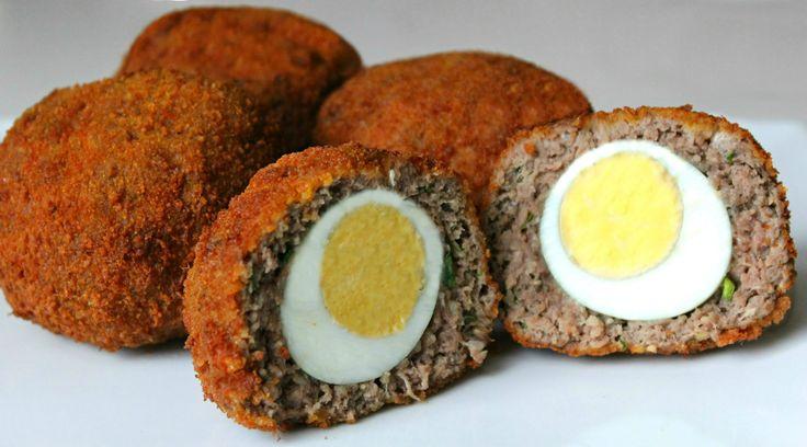 Reteta Ou in chifteluta   Scotch egg - Adygio Kitchen