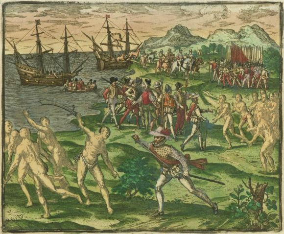 New study reveals extent of colonial native enslavement  A new study by Associate Professor of History Linford Fisher shows the problem in colonial New England reaches further than previously assumed.