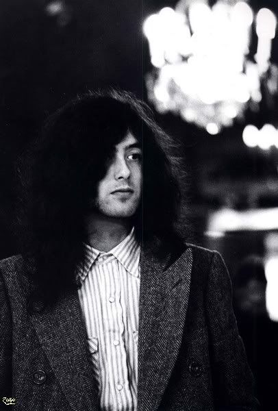 Jimmy Page. #LedZeppelin
