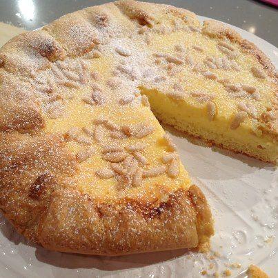Torta della nonna, la ricetta del dolce di Alessandra Spisni | Ultime Notizie Flash