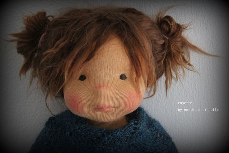 Cosette by North Coast Dolls
