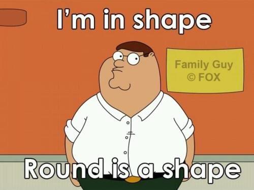 Fat girl jokes