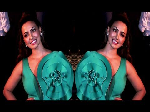 Sana Khan At Grand Finale Of Mr. India 2016.