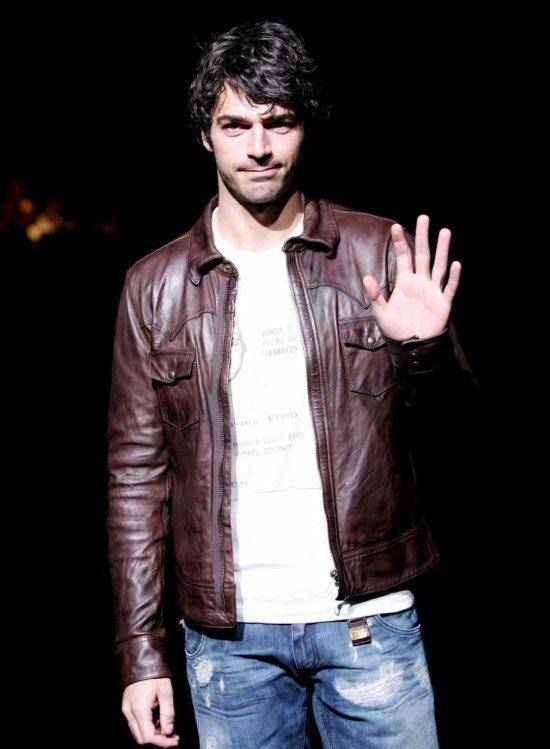 Luca Argentero, Italian actor, b. 1978