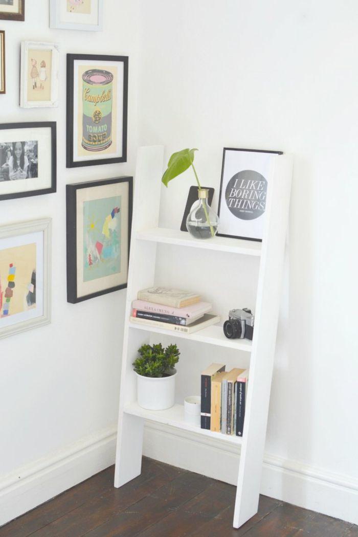 die besten 17 ideen zu leiter b cherregal auf pinterest leiterregale und m bel. Black Bedroom Furniture Sets. Home Design Ideas