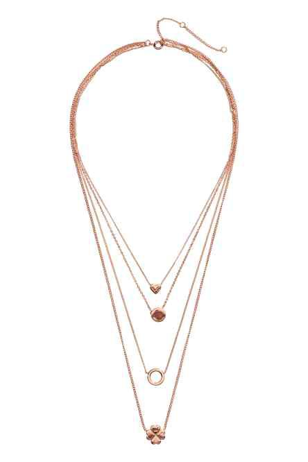 Multi Strand Pendant Necklace from H&M R129,99