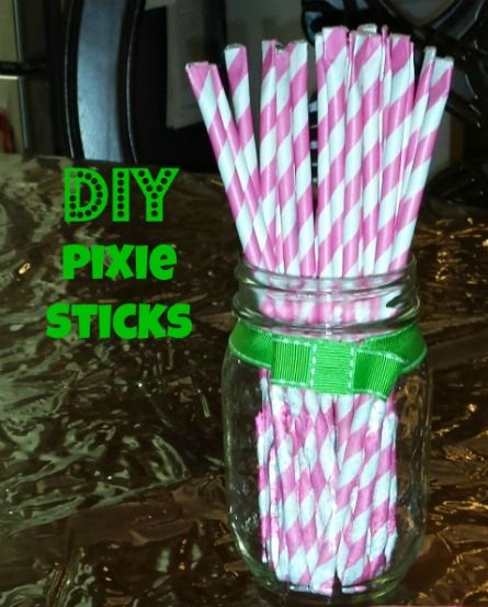These homemade Kool- Aid pixie sticks are easy to make and a great hands-on activity for any age! DIY Kol-Aid Pixie Stick treats are a fun way to keep yo