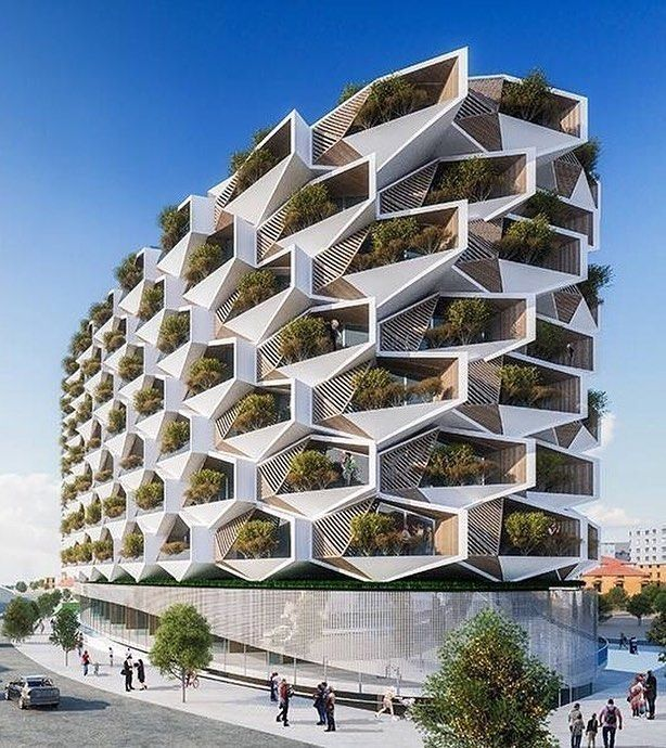 Stunning 39 Incredibly Outstanding Futuristic Architecture Design https://homiku.com/index.php/2018/02/28/39-incredibly-outstanding-futuristic-architecture-design/ #futuristicarchitecture