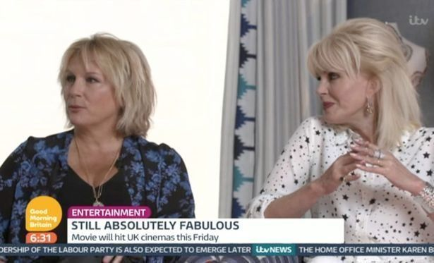 Susanna Reid Mentioning Joanna Lumley's Age During 'Good Morning Britain' Interview Went Down As Well As You'd Expect