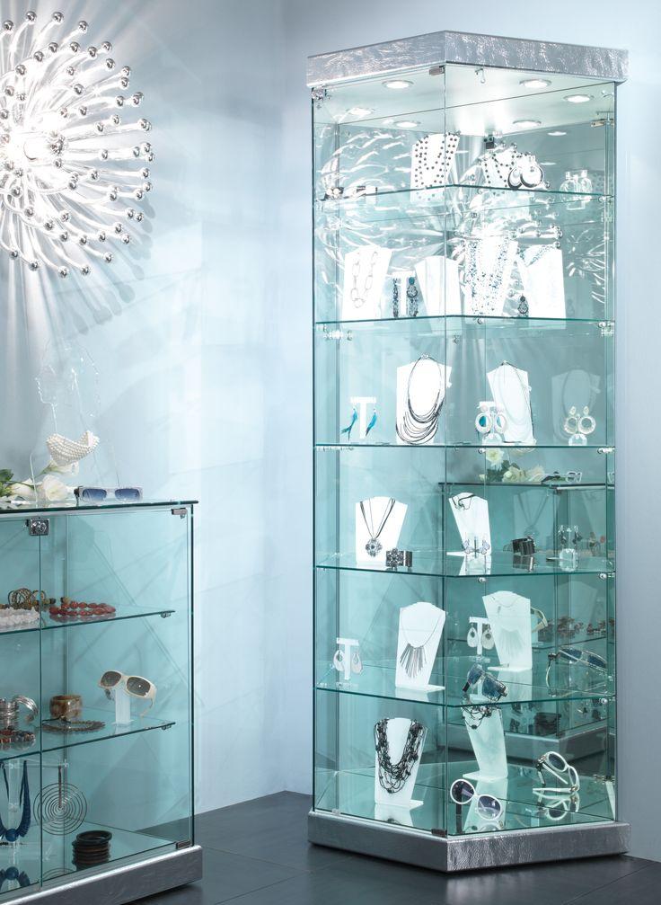 25 best vitrinas lego images on pinterest lego display - Vitrinas de madera y vidrio ...