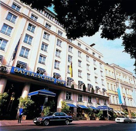Bayerischer Hof Hotel Munich, Germany