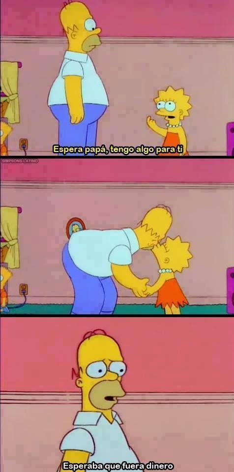 Tenía que ser, HOMEROOOOOOOOOOOOO.