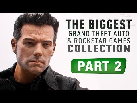 nice The Biggest GTA & Rockstar Games Collection - Part 2