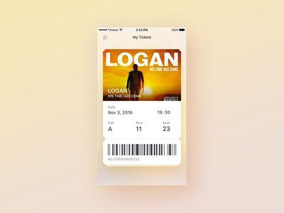 Movie app   #电影#