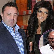 Teresa Giudice's father-in-law dies outside her home