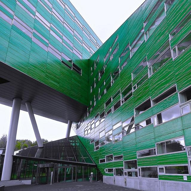 Linnaeusborg, University of Groningen, The Netherlands