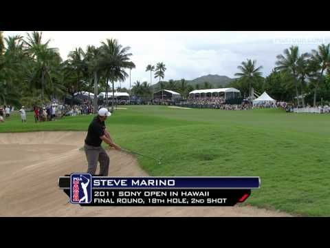 Top 10 Shots of the Year on the 2011 PGA TOUR #pgatour2011
