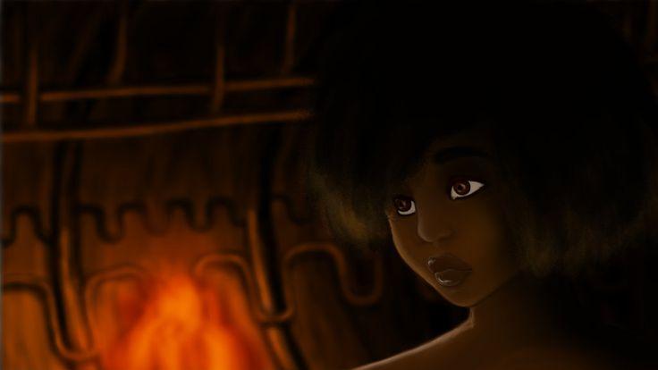 My OC/original character concept art by bibiboyhan.deviantart.com on @DeviantArt